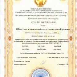 ИСО ГОСТ Р 56002-2014